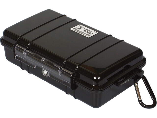 Peli MicroCase 1060 Caja, black